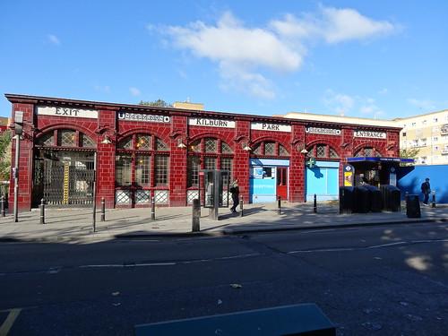Kilburn Park Station