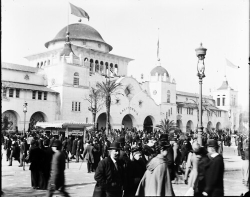 California Building, World's Columbian Exposition