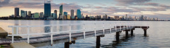 The Jetty, A Perth City Panorama