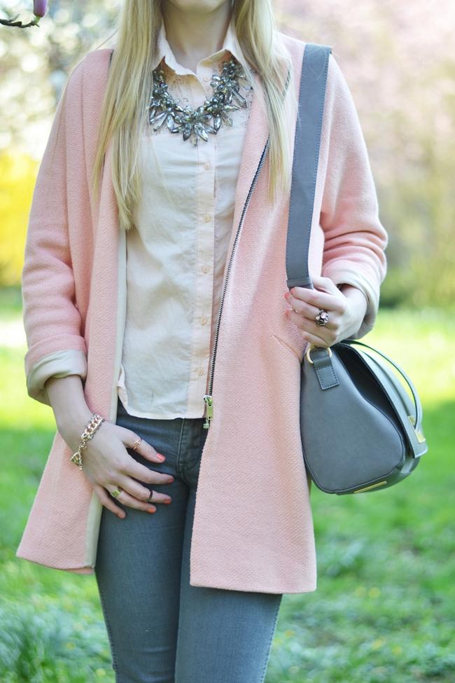 Outfit Grau und Rosa (7)