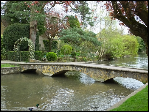 Bourton on the Water.