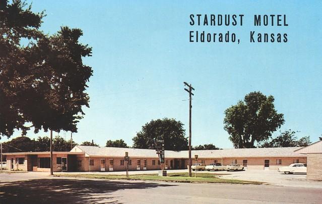 Stardust Motel - Eldorado, Kansas