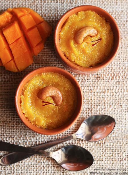 Mango Kesari Recipe