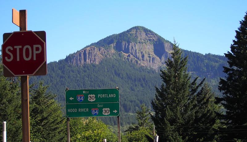 West to Portland