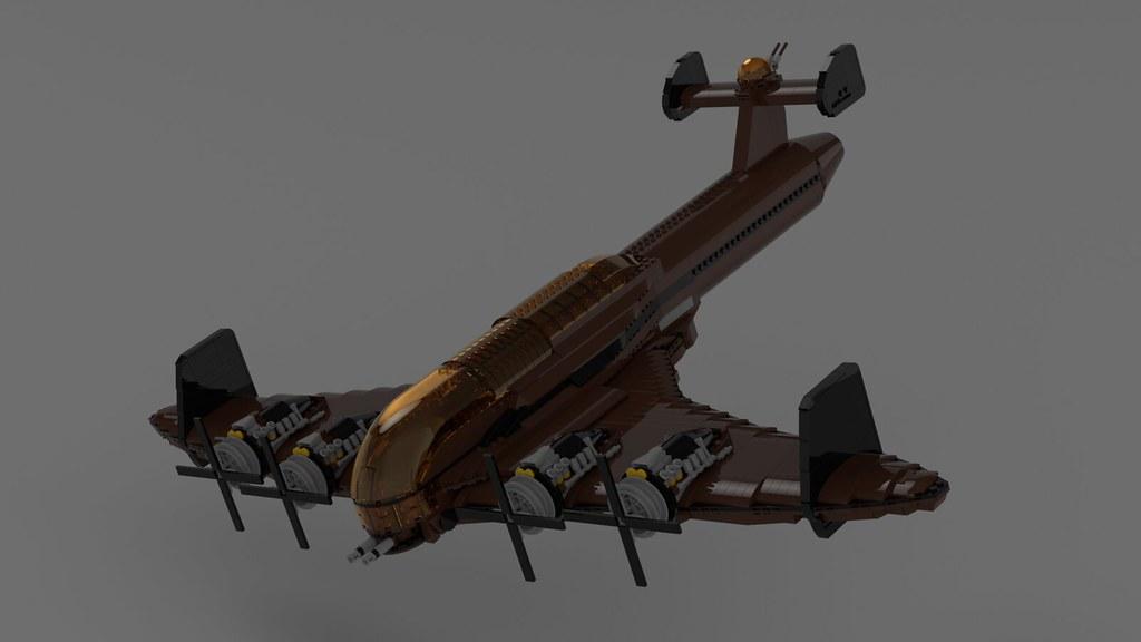 Bomber B- 110