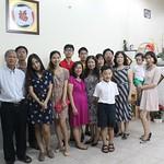 Extended family.