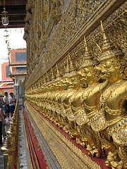 Bangkok guards