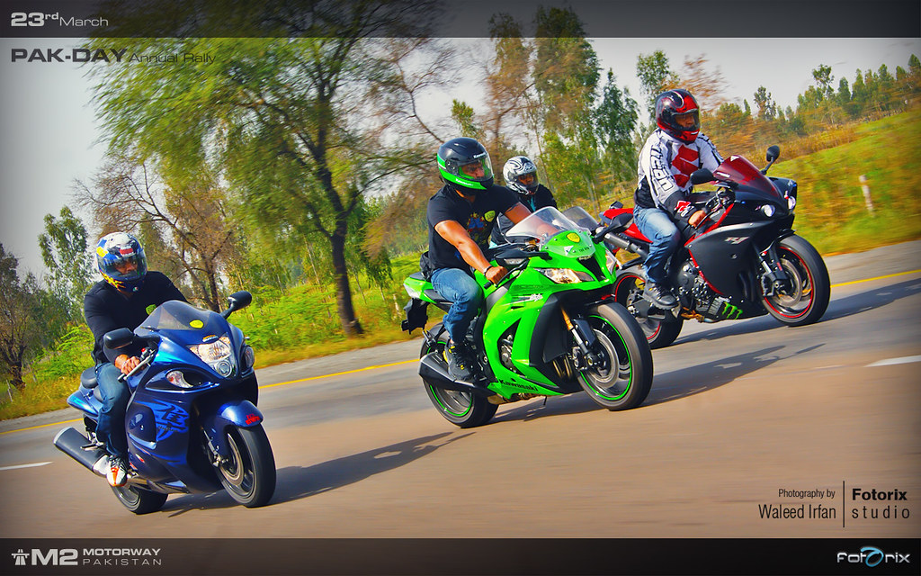 Fotorix Waleed - 23rd March 2012 BikerBoyz Gathering on M2 Motorway with Protocol - 6871358266 86771007dc b