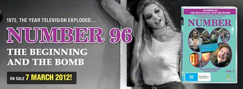 Number 96 DVD banner
