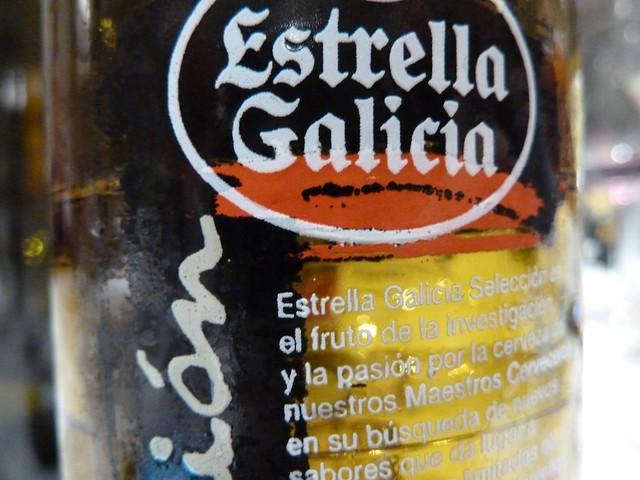 Estrella de Galicia Selección 2012, un cervezón!