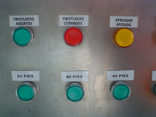 Pies pushbuttons