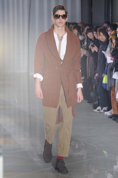Maxime Bergougnoux3071_FW12 Tokyo The Dress & Co. HIDEAKI SAKAGUCHI(Fashion Press)