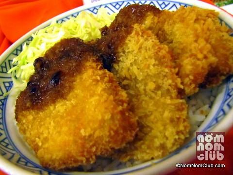 Pork Tongkatsu