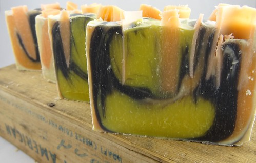 Orange Blossom Soap April 2012 (1)
