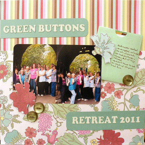Green Buttons Retreat 2011