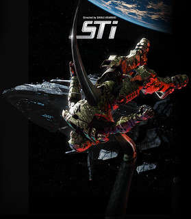 120418(1) - 「荒牧伸志」監督的3DCG劇場版《星艦戰將 Starship Troopers: Invasion》將在7/21上映!ClariS處女專輯《BIRTHDAY》空降ORICON公信榜首週第二名!