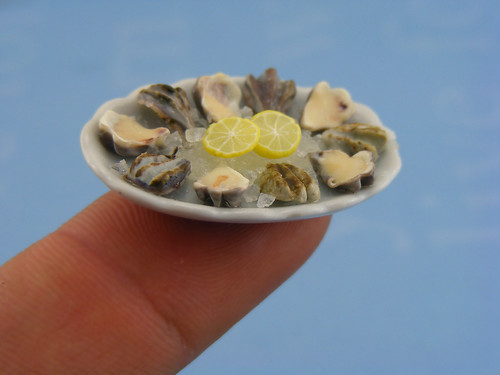 Oysters Platter