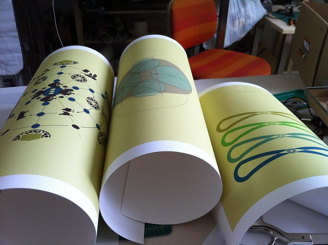 Printing, Cutting, Stamping, and Packaging Posters