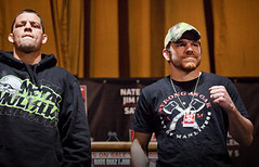 What's on the Line for Nate Diaz vs. Jim Miller?