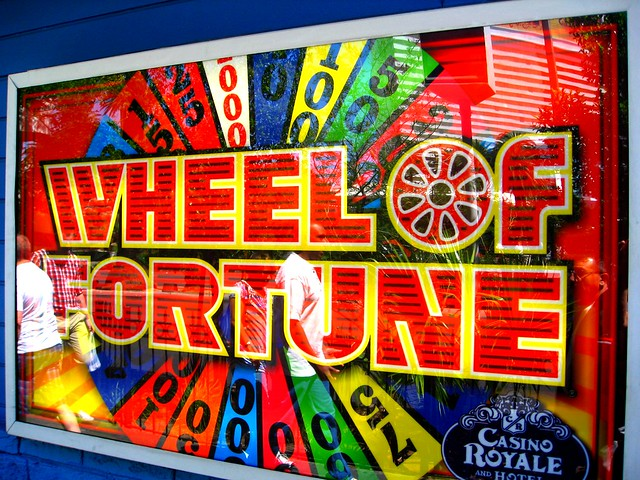 wheel of fortune las vegas tickets