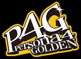 Logo Persona 4 Golden