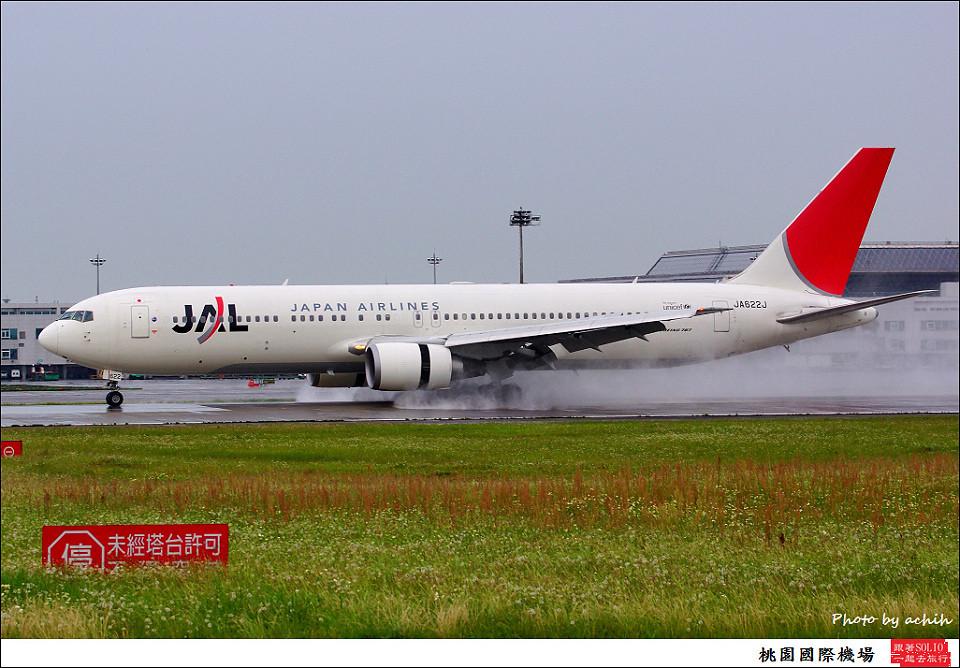 JAL JA622J客機005