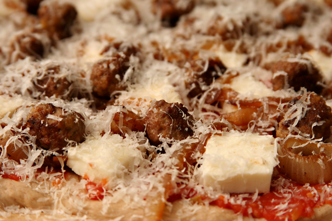 lamb meatball pizza 2