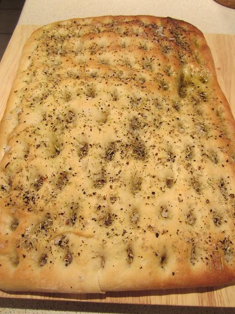 Hairy Bikers focaccia bread (2)