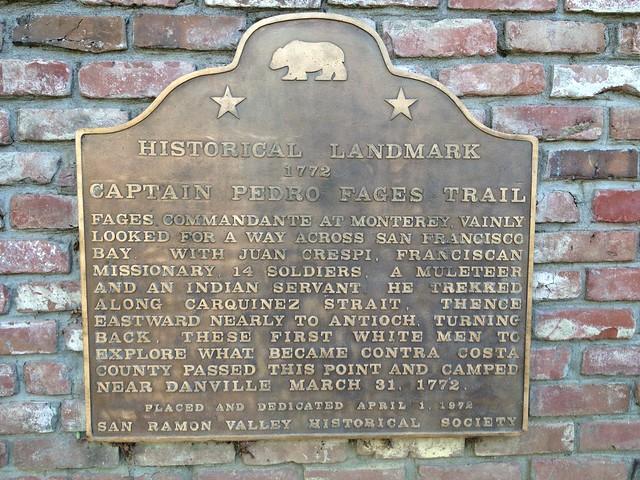 California Historical Landmark #853