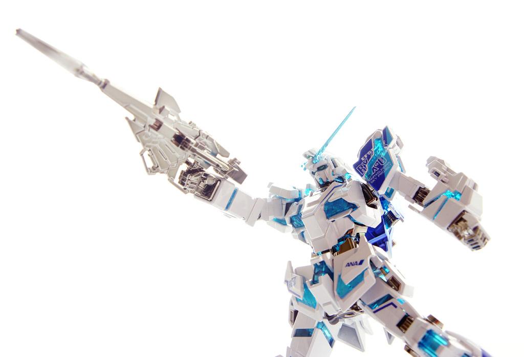ANA x Gundam Unicorn