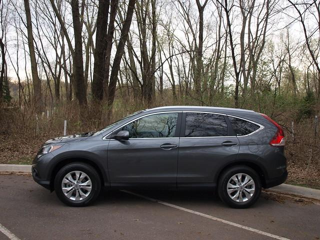 2012 Honda CR-V 5