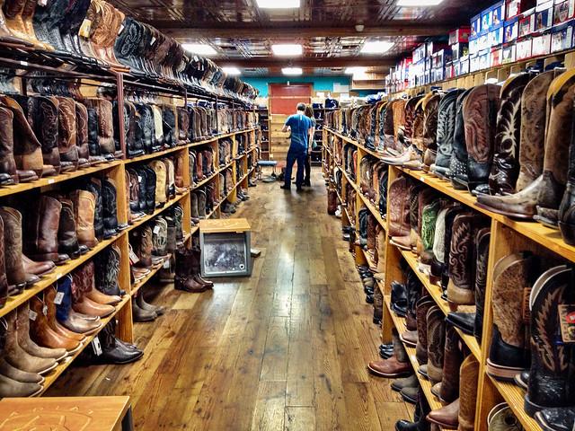 Allen's Boots - Austin