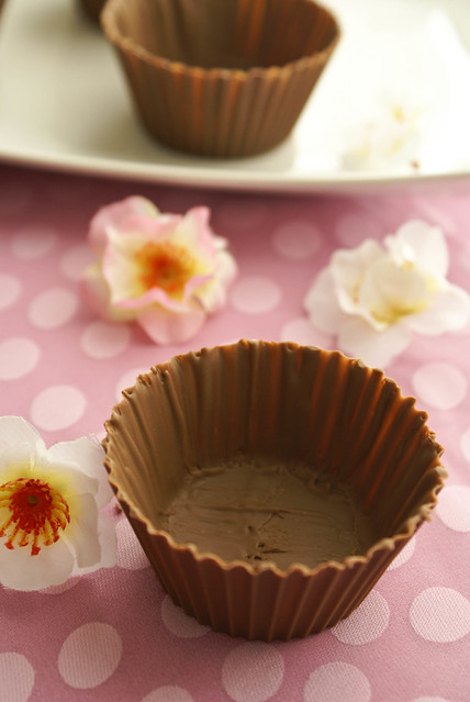 ChocolateCupswithWhippedCreamandBerries4