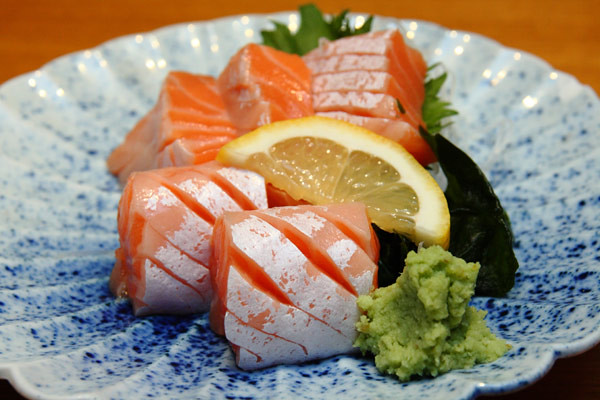 Salmon.Belly.Sashimi