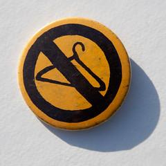 symbol, yellow, badge, circle,