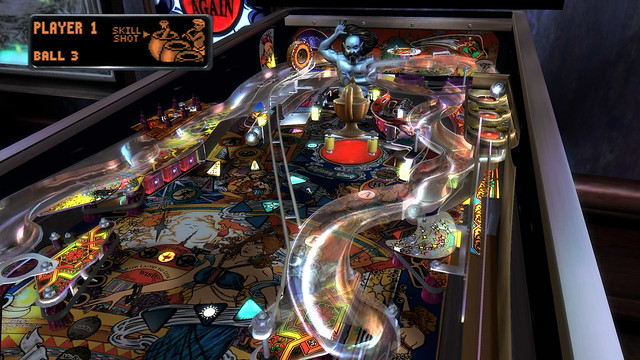 PSV] The Pinball Arcade - 60fps,支援前後touch,打橫打直玩(買1得2