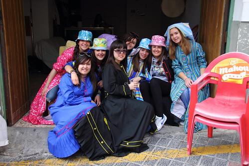 Chicas guapas de Moratalla