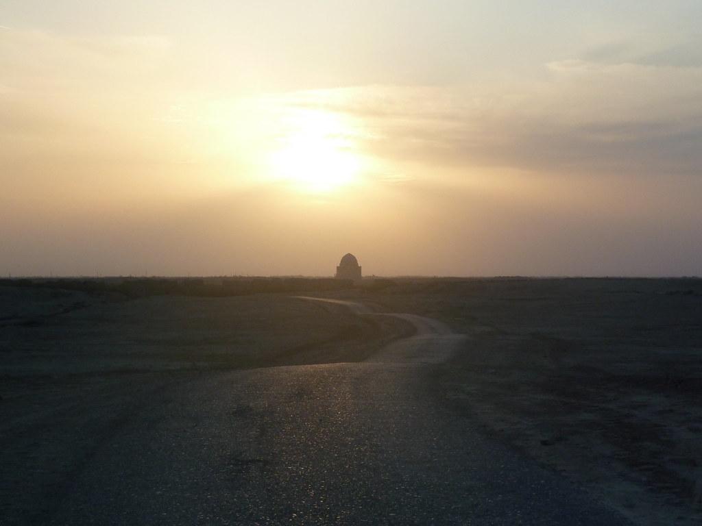 Mausoleu del Solda Sandjar, Merv (Turkmenistan)