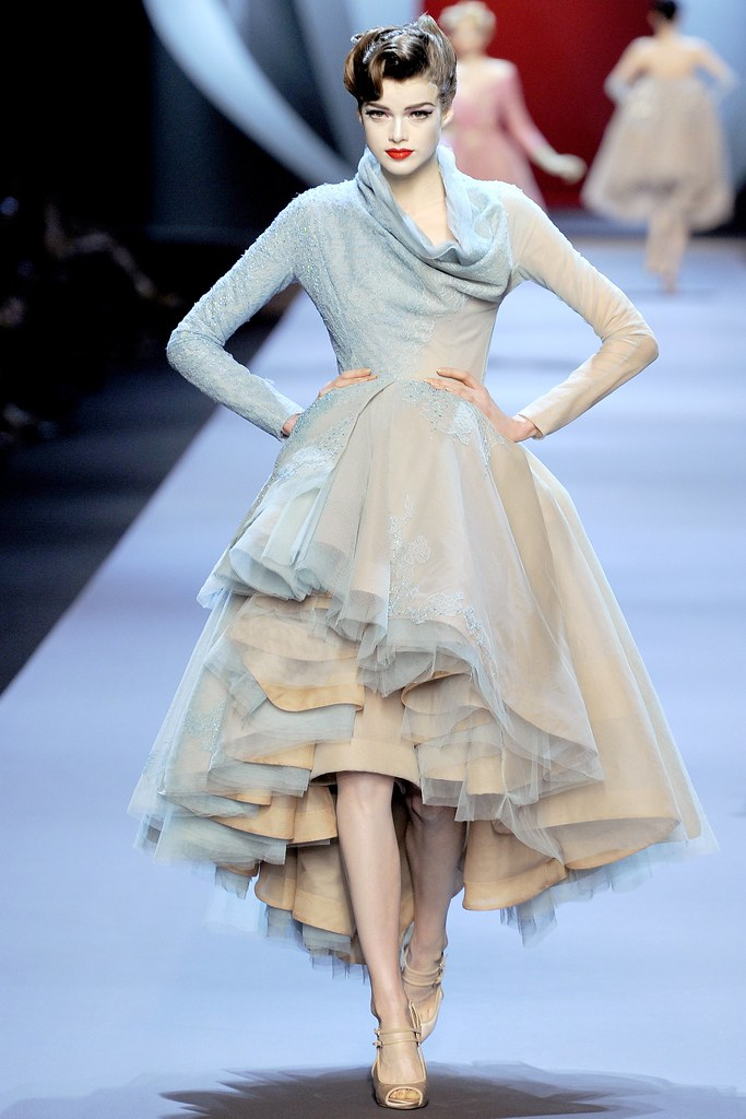 Dior by Galliano — Spring/Summer 2011 Haute Couture