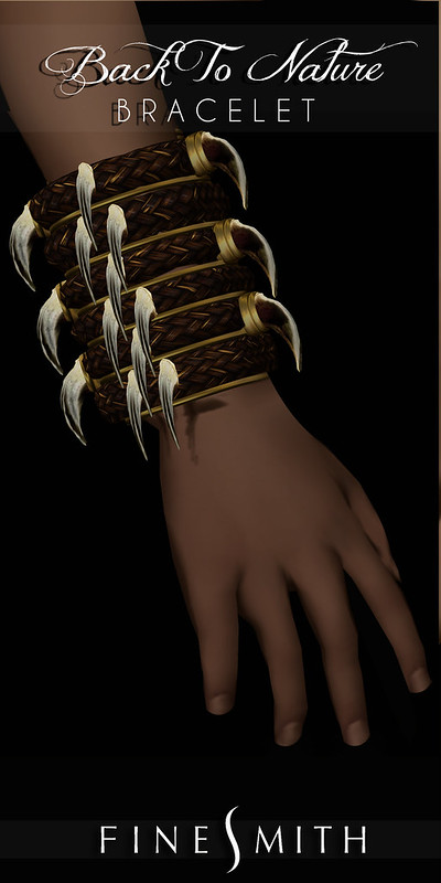 FINESMITH- Back to nature bracelet