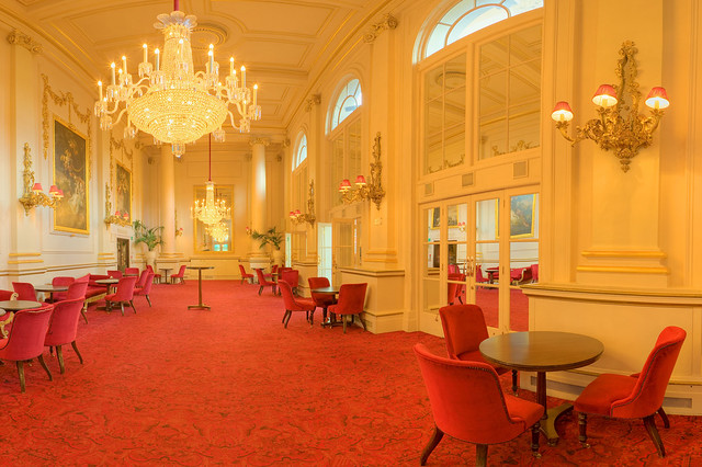 The Crush Room at the Royal Opera House © ROH 2012