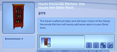 Haute Hacienda Kitchen - Hot Haute Hot Spice Rack