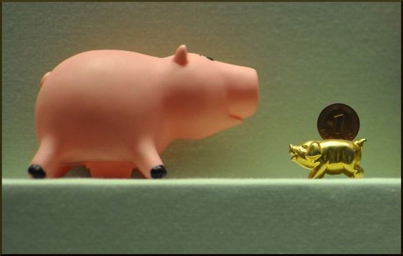 Piggy banks, British Museum