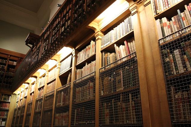 Bibliothèque de l'opéra garnier