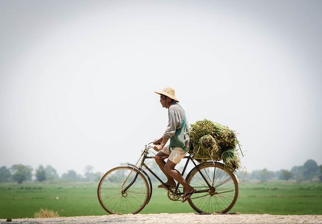 Nyangshwe, Myanmar
