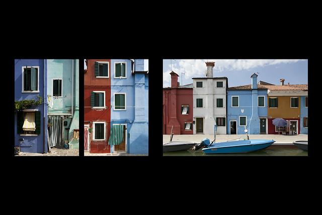 Die Farben von Venedig