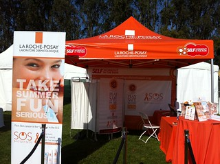 LRP-WDS Booth at the Self Workout in the Park-SF