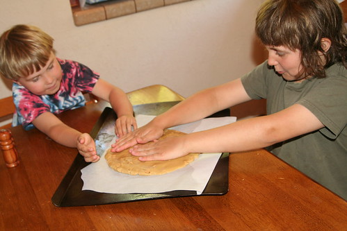 Forming the Giant Cookie