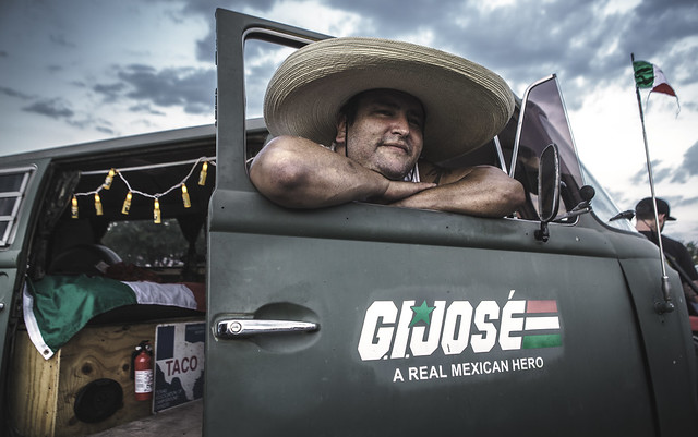 Meet GI José.