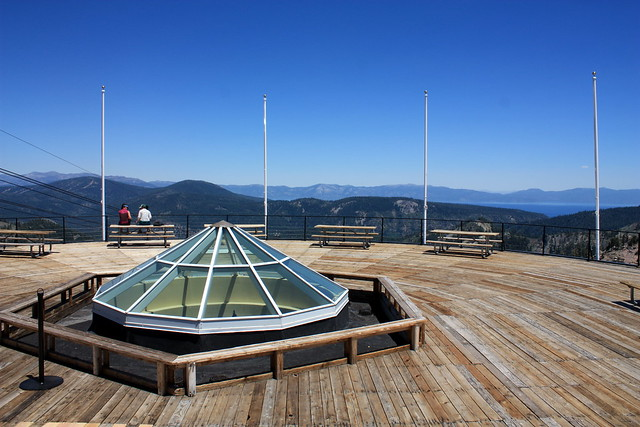 High camp observation deck squaw valley lake tahoe is - High camp swimming pool squaw valley ...
